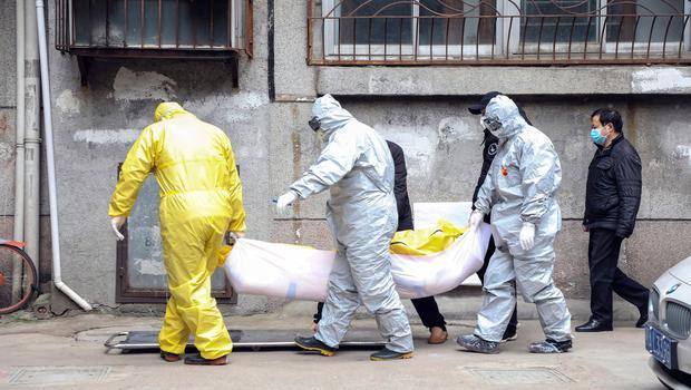 Coronavirus: WHO Says Dead Bodies Not Infectious