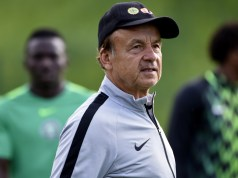 National Team: Bosso Rohr Issue is Refusal To Use Local Players
