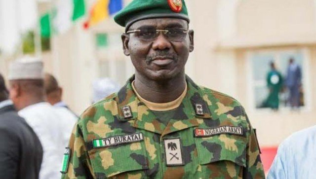 Boko Haram: Buratai Relocates To North-East