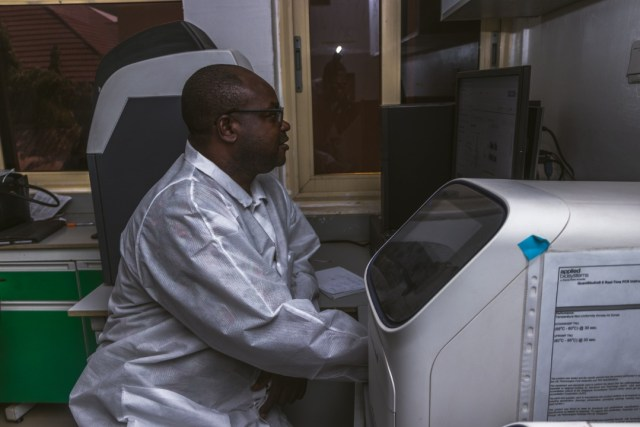 Maintenance Of Lab Equipment A Major Challenge – NCDC