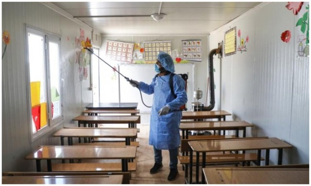 Covid-19: FG To Disinfect Schools Nationwide