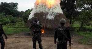 Troops Eliminate Bandits, Arrest Kidnappers In Taraba, Benue