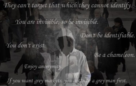 Grey Man