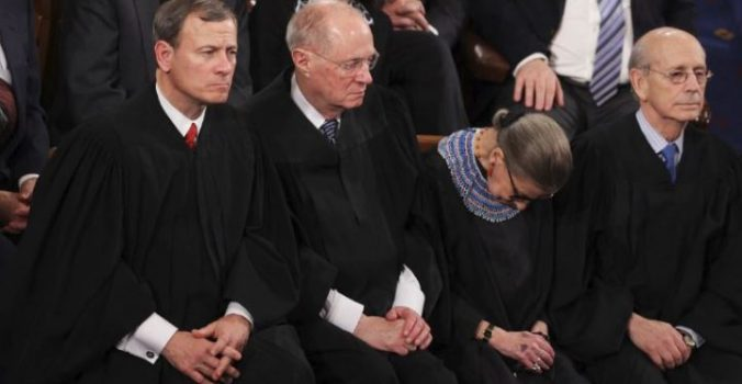 Liberals offering their organs to keep Ruth Bader Ginsburg healthy