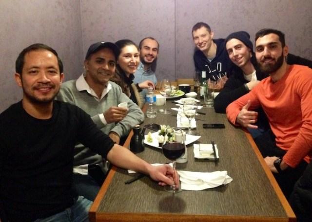 Jan 20 Sushi