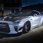 Lb Works Nissan Gt R R35 Type 1 5 Liberty Walk リバティーウォーク