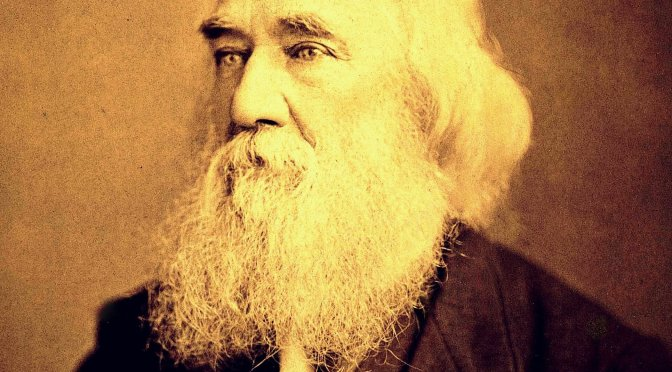 The Man Behind The Beard: Lysander Spooner Ep. 27