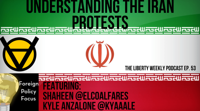 Understanding the Iran Protests Ep. 53