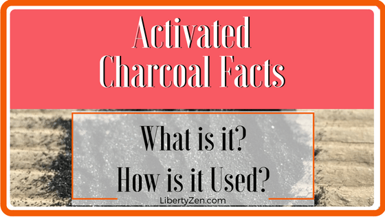 Fun with Activated Charcoal