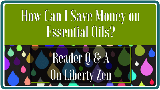 Save Money On Essential OIls!