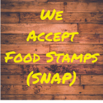 Did You Know Farmer's Markets May Accept Food Stamps?