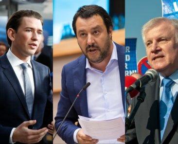 Bundesministerium für Europa, Integration und Äußeres / European Parliament / Campact