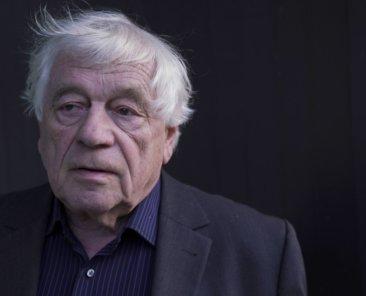 Wolfgang Benz, ehemaliger Leiter des Zentrums für Antisemitismusforschung. Foto: imago images / Gerhard Leber