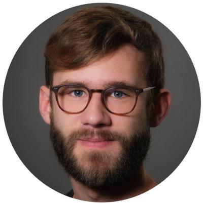 Portrait von Alexej Hock