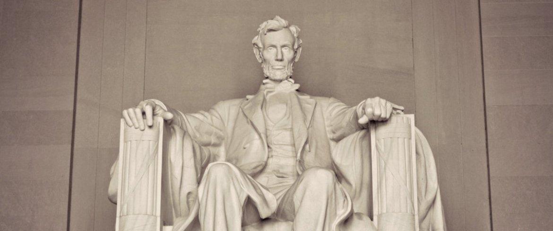 Lincoln Memorial Header