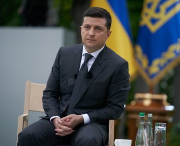 © Presidential Office Ukraine