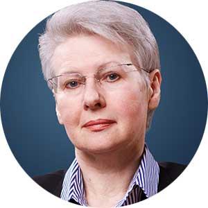 Porträt von Lilija Schewzowa