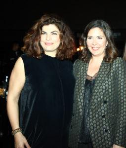 Sarah Trad, Présidente de Skoun et Nadya Mikdashi, Directrice Exécutive de Skoun