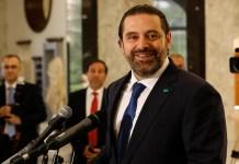 Le Premier Ministre Saad Hariri. Crédit photo: Dalati & Nohra