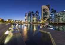 Paysages urbains au Qatar. Source Photo: Pixabay.com