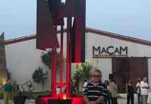 Le sculpteur Libanais Bernard Ghanem