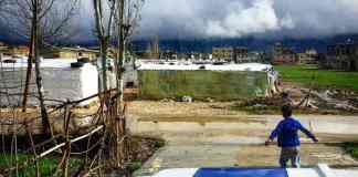 Refugee camp in the Bekaa Valley. Anaïs Ortega, Author provided