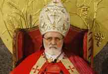 Le Patriarche Maronite Nasrallah Boutros Sfeir