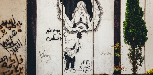 La frontière entre le Liban et Israël. Crédit photo: François el Bacha, tous droits réservés. Visitez mon blog http://larabio.com