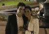 Abdallah Salam et Marie-Joe Abi Nassif, nouvellement unis via le mariage civil au Liban.