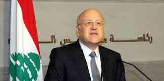 L'ancien premier ministre Nagib Mikati