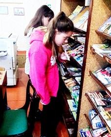 В Поставской детской библиотеке продолжается акция