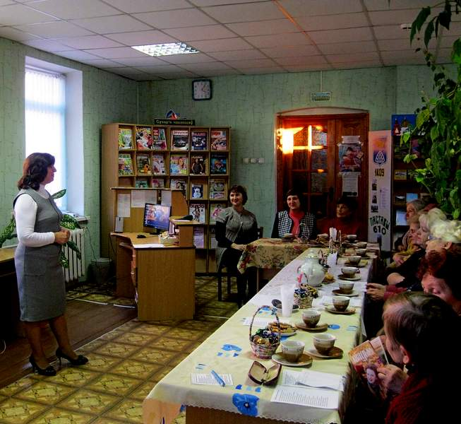 Клуб Современники Поставская библиотека