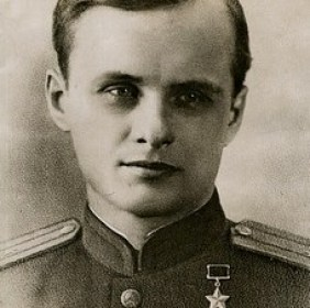 Партизан Фёдор Григорьевич Марков