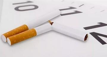 Одна выкуренная сигарета уносит 5-7 минут жизни