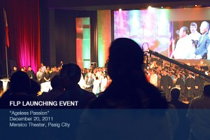 """A Bio-Musicale Celebrating Retired Chief Justice Panganiban's """"Ageless Passion"""""""