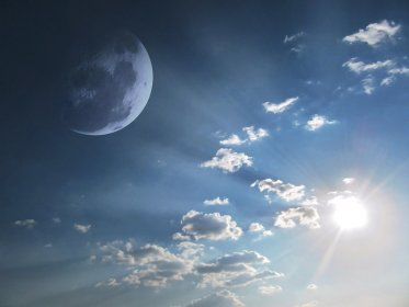 sleep when the sun sets and the moon rises