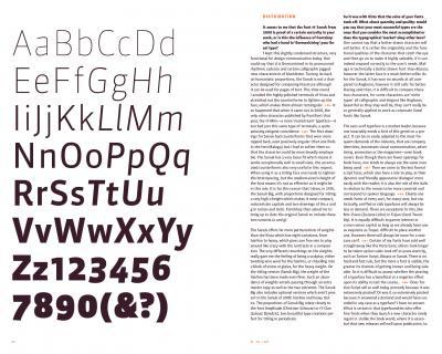 Zeug Typographie Dupré