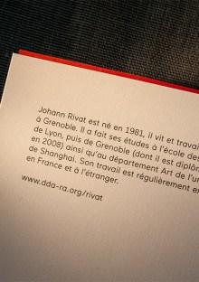 Johann Rivat - Picturodrome - Éditions 205