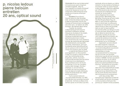 Optical sound 5