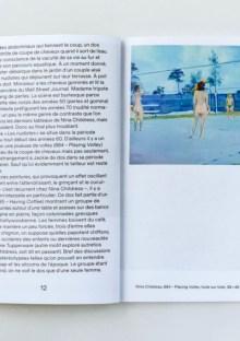 Fabienne Radi - Peindre des colonnes vertébrales - Sombres Torrents