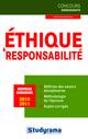 Éthique et responsabilité De Christian Martinez - Studyrama
