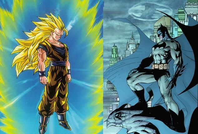 sangoku vs batman