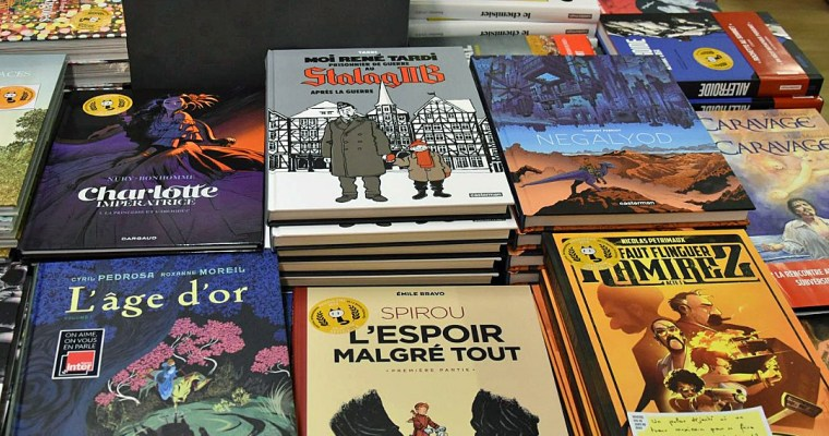 Focus sur le Festival International de la BD D'Angoulême