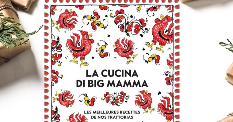 La cucina di big mama –  collectif