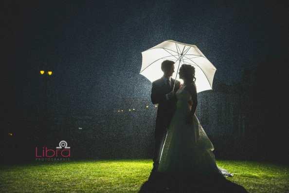 Salterns Hotel wedding