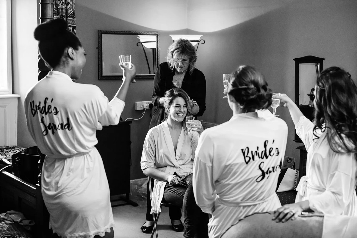 Mortons house hotel wedding photographer
