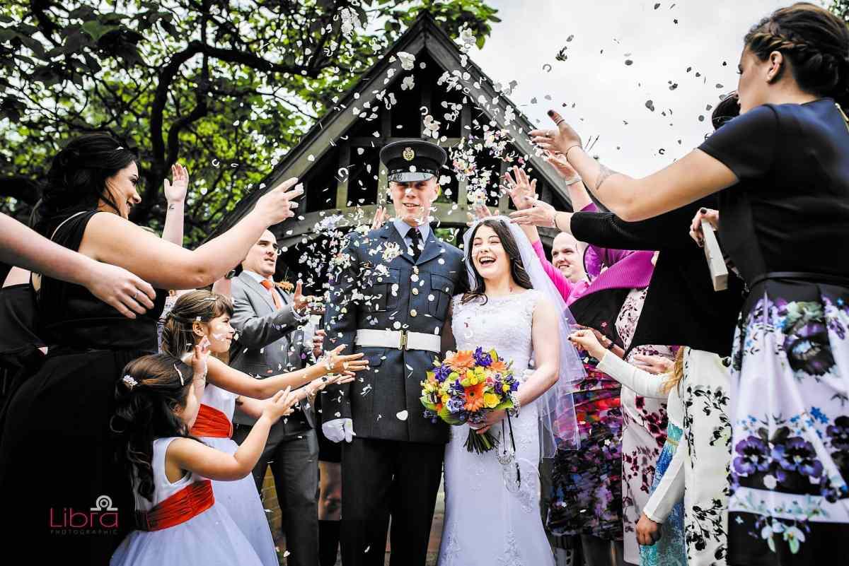 Hamworthy wedding photographer