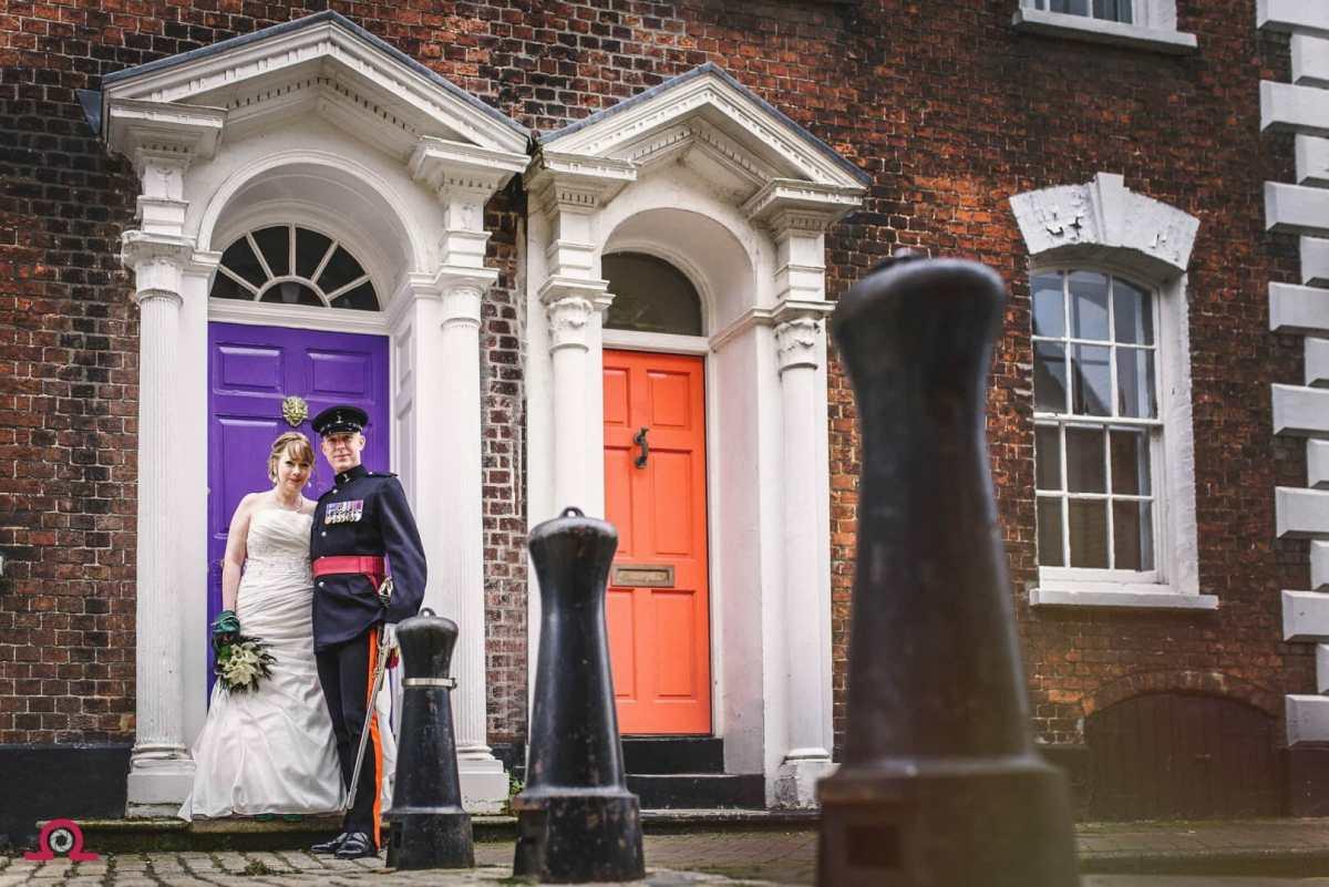 Wedding photographer in Poole