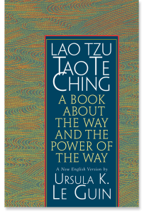 book cover Tao Te ching