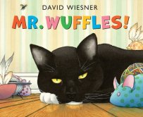 Mr. Wuffles by David Wiesner